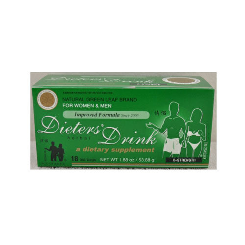 Dieters-Drink-Green-Tea